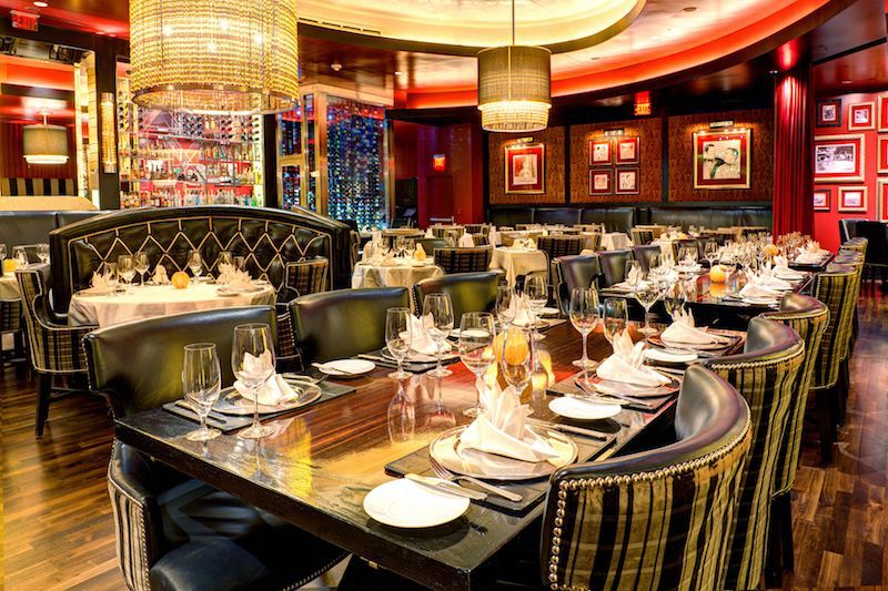 Beau Rivage Resort: BR Prime DIning Room
