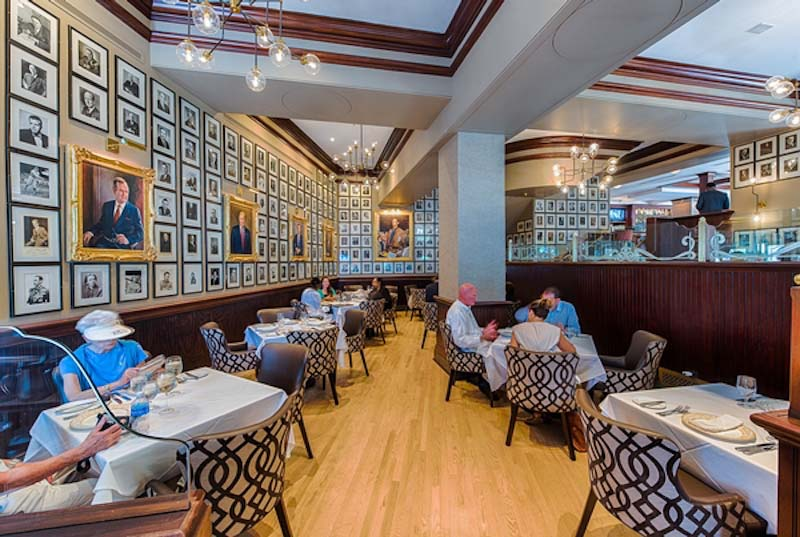 Dreamy DC: The Occidental Dining Room (Credit: The Occidental)