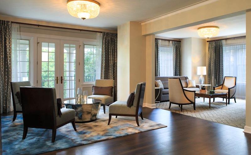 Dreamy DC: Wardman Hotel Presidential Suite