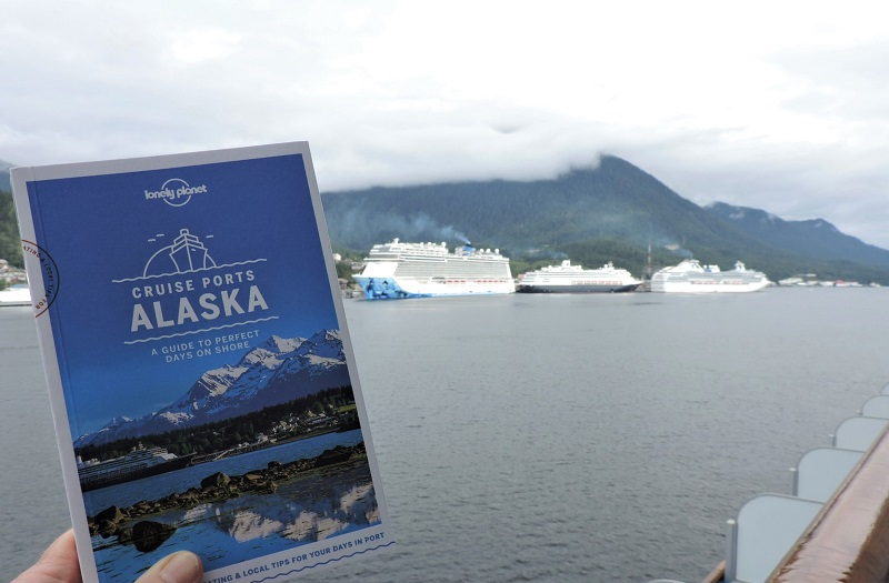 Get around Alaska with a handy guidebook