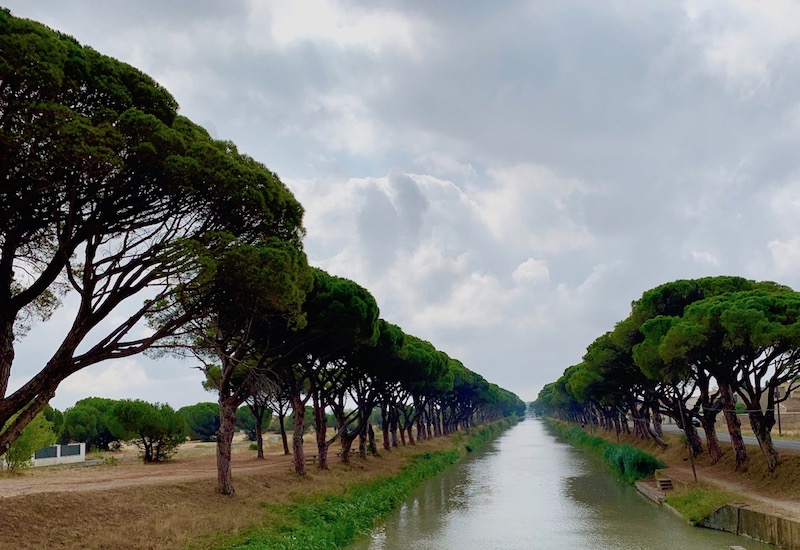 Getting around Europe: Barging on the Canal du Midi on European Waterways