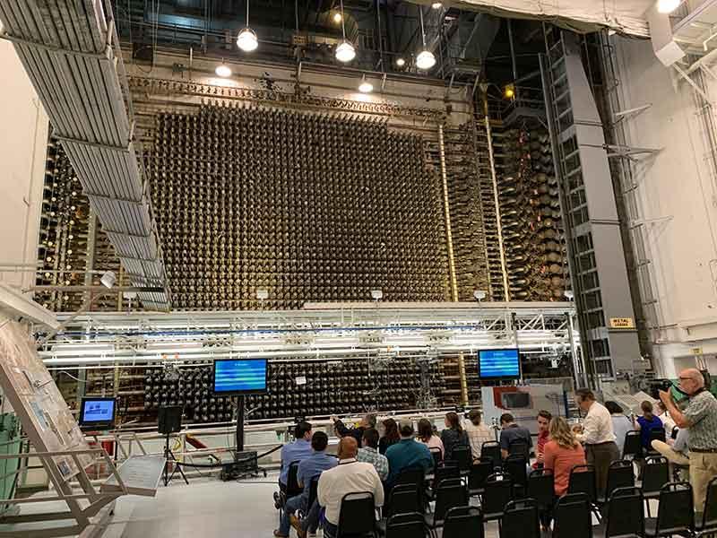 B Reactor in Hanford