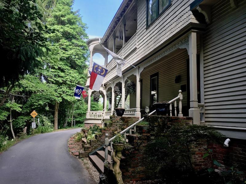 The Engadine Inn
