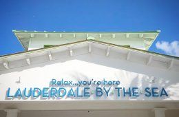 Finding authentic Florida at Fort-Lauderdale-by-the-Sea