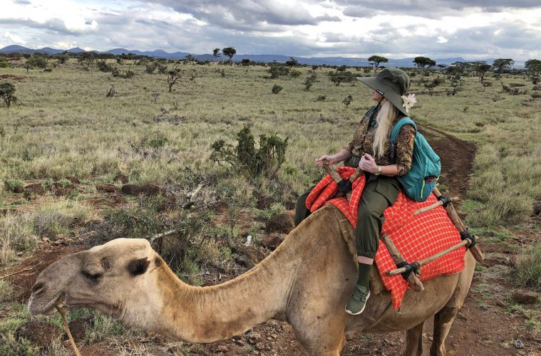 Kenya Luxury Safari by Camel