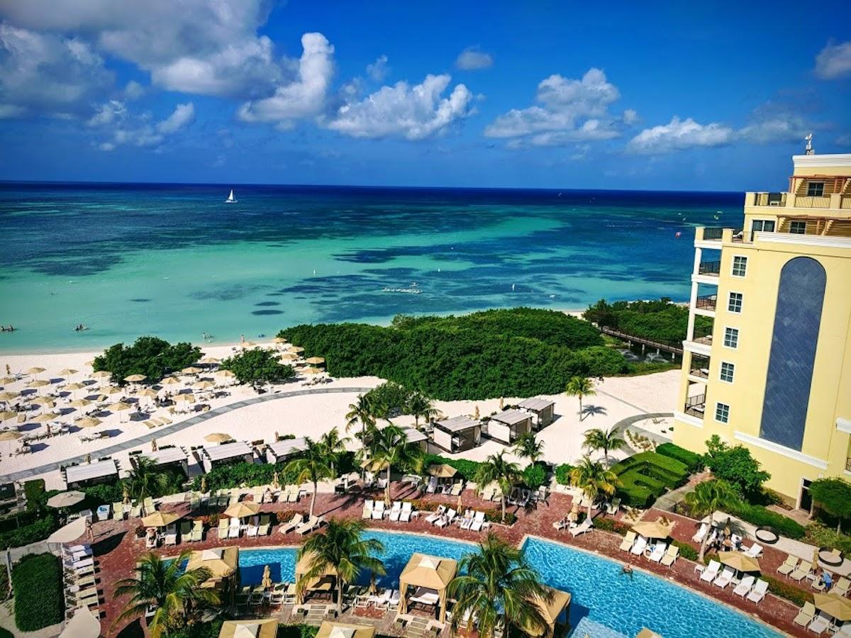 Sunny Getaways: Stunning views in Aruba
