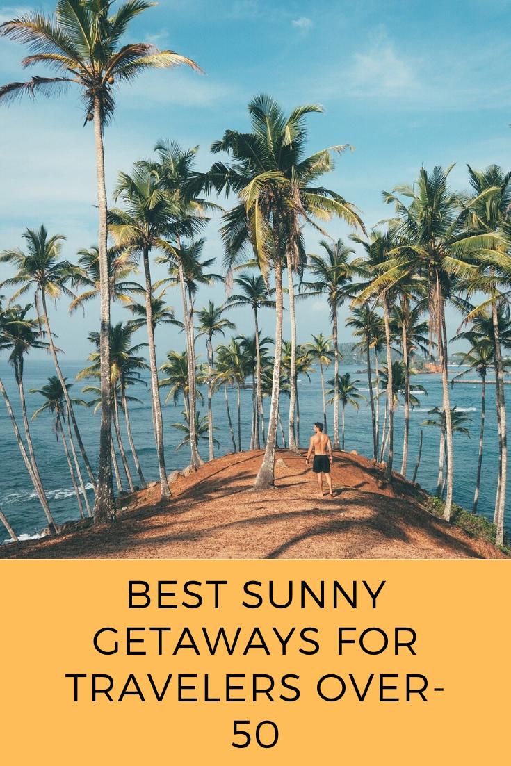 Sunny Getaways pin