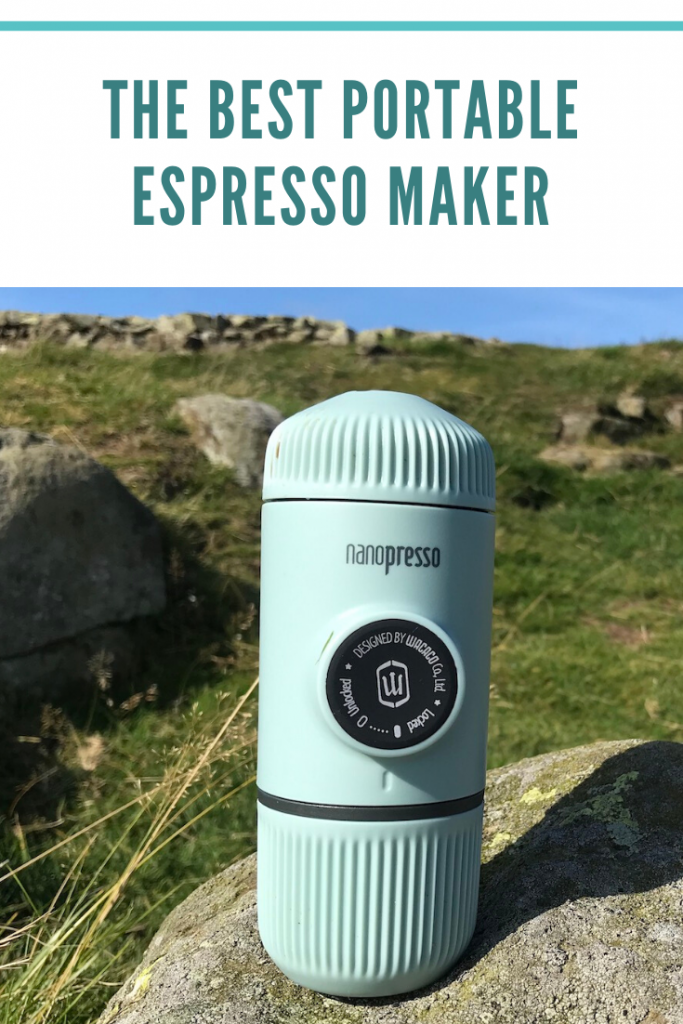 Best Portable Espresso Maker Pin