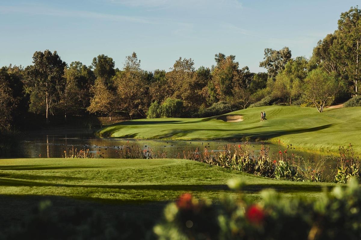Tom Fazio designed golf course