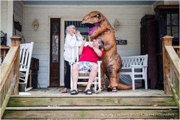 T-Rex visits Athens