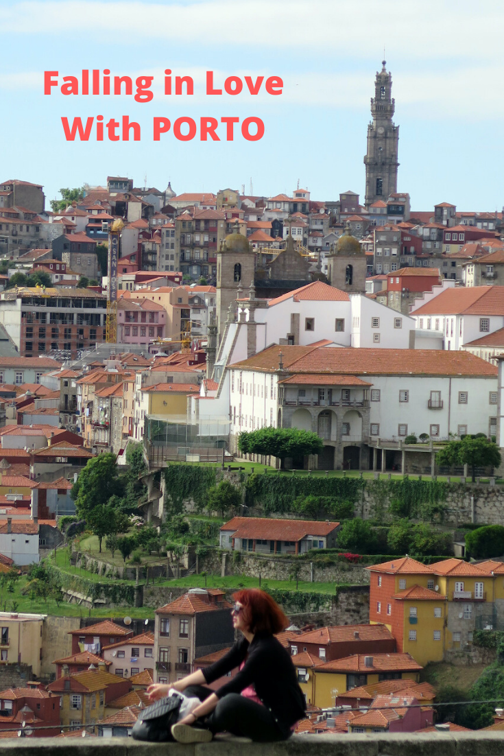 Falling In Love WIth Porto pin