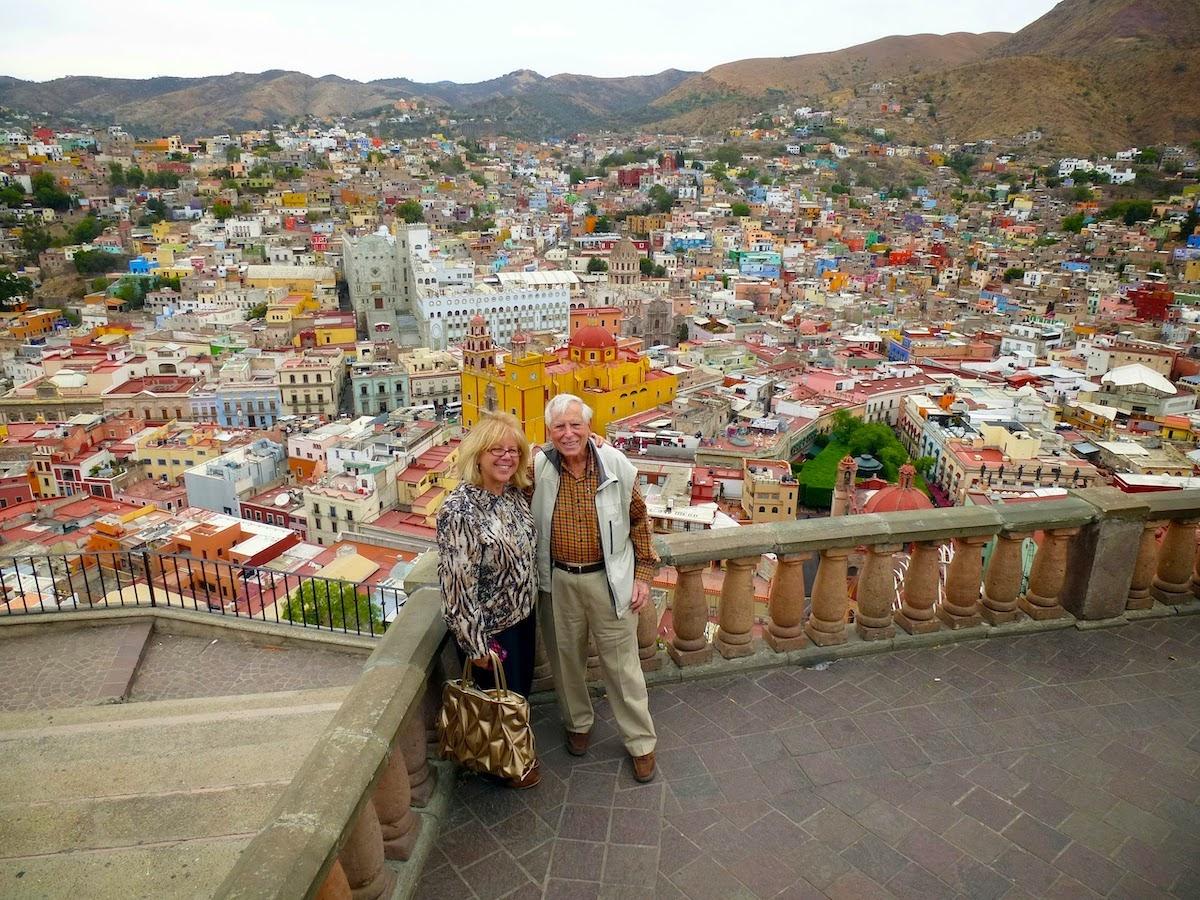 Visiting Guanajuato, Mexico