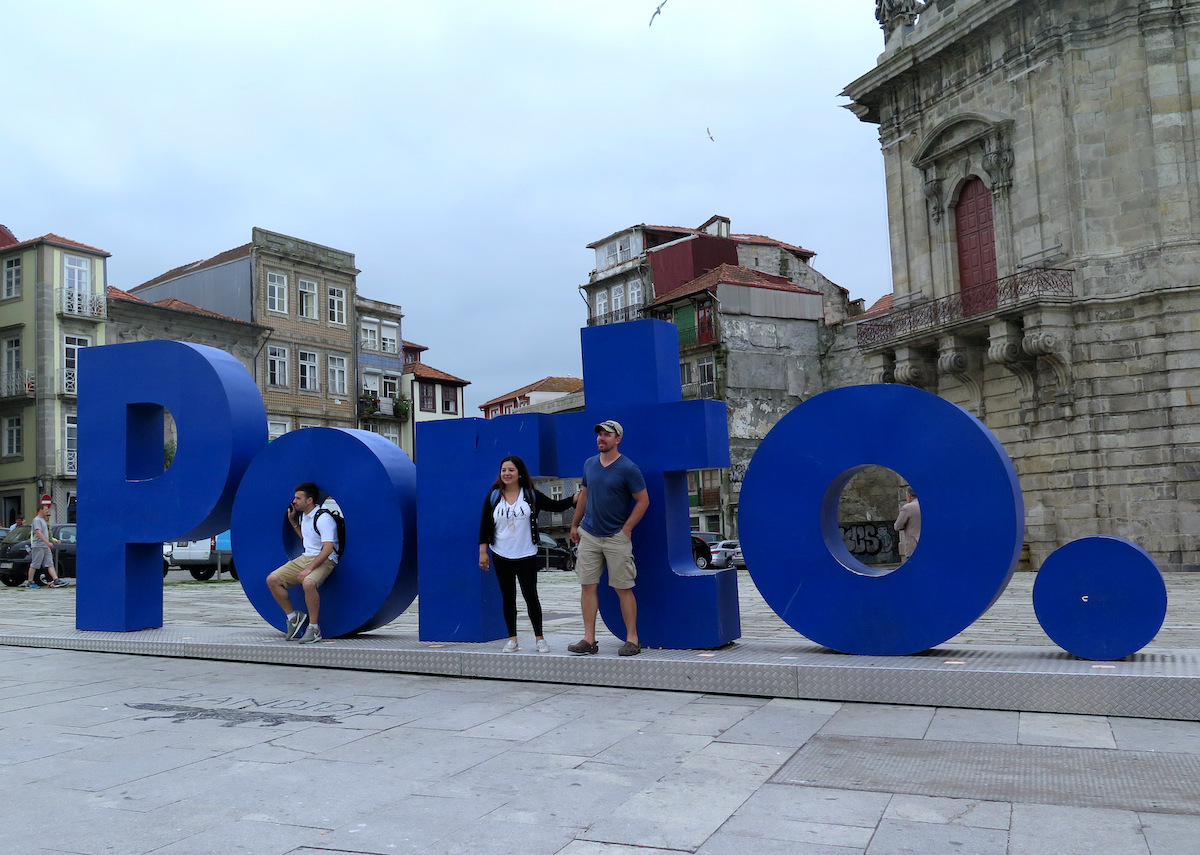 Porto has become a favorite with tourists
