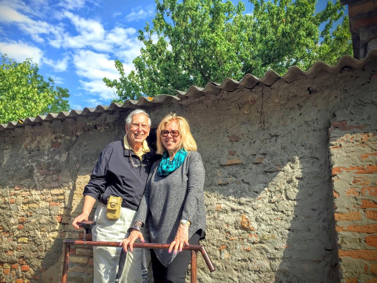 Visiting Cesenatico in Emilia Romagna, Italy