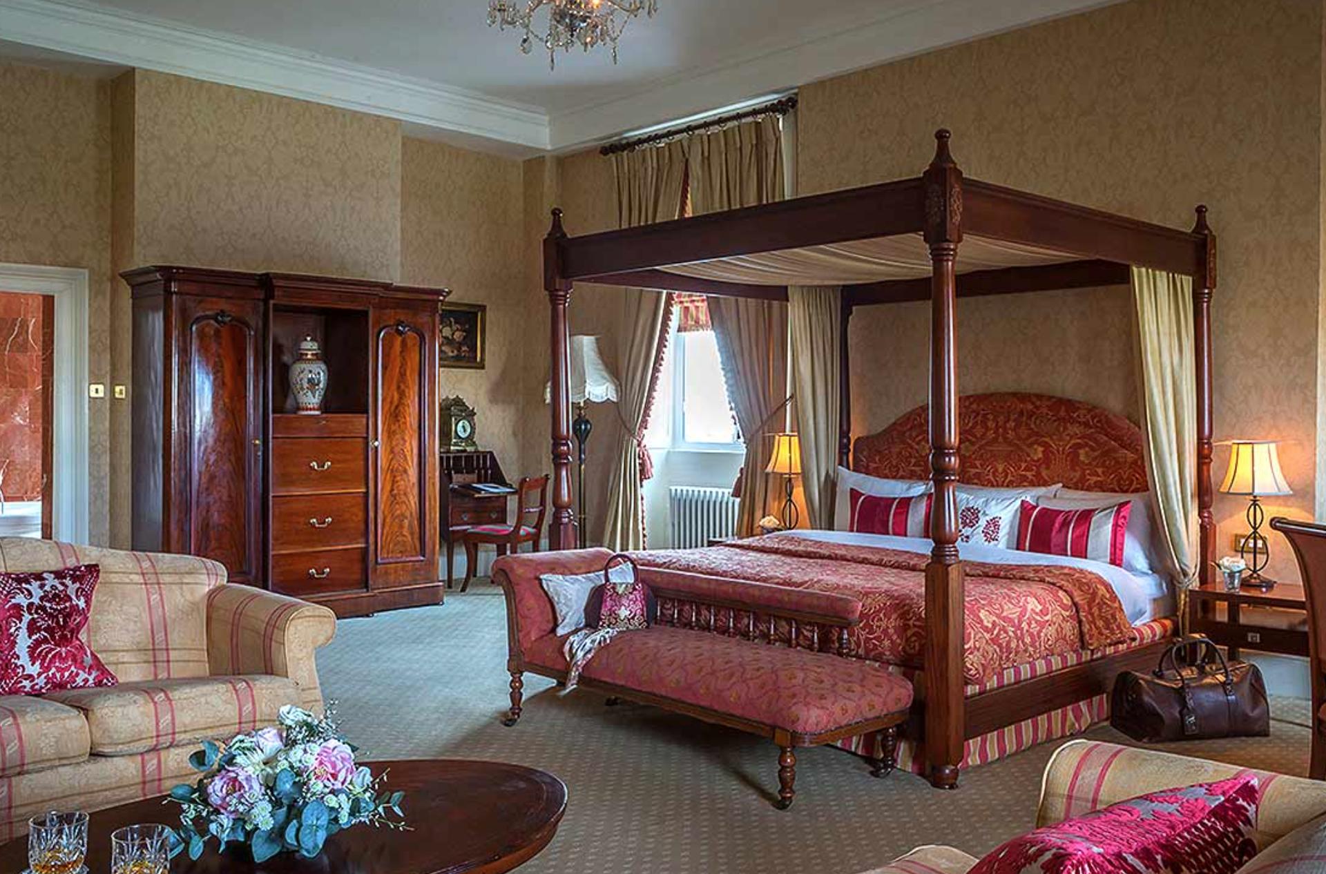 The Hardiman hotel in Galway, Ireland
