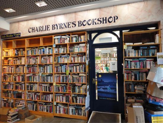 Ken Bruen's Jack Taylor frequents Charlie Byrne's Bookshop on a regular basis