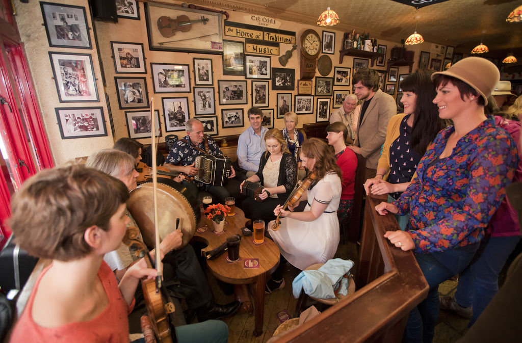 When visiting Jack Taylor's Galway, don't miss the pubs