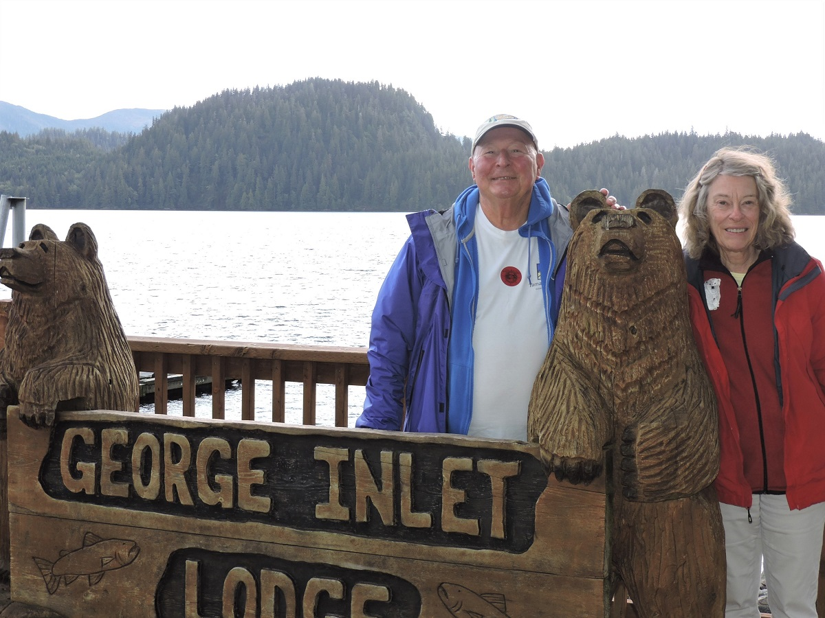 In Mill Valley, Remembering 2019, when we took cruises to Alaska for granted