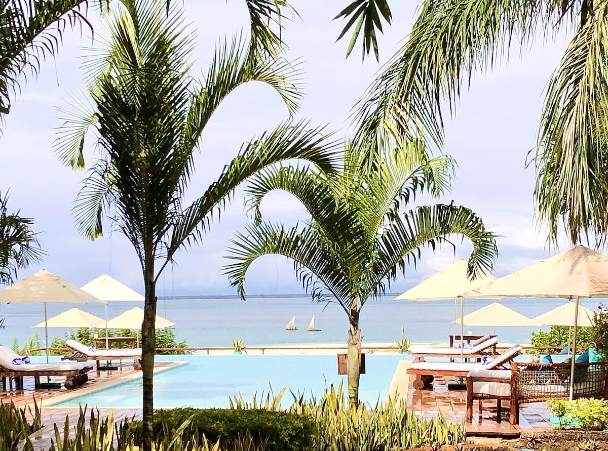 Klindi Resort in Zanzibar