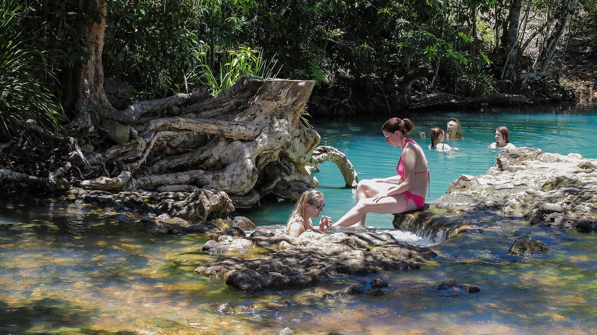 Townsville Road Trip: Blue Lagoon in Cardwell