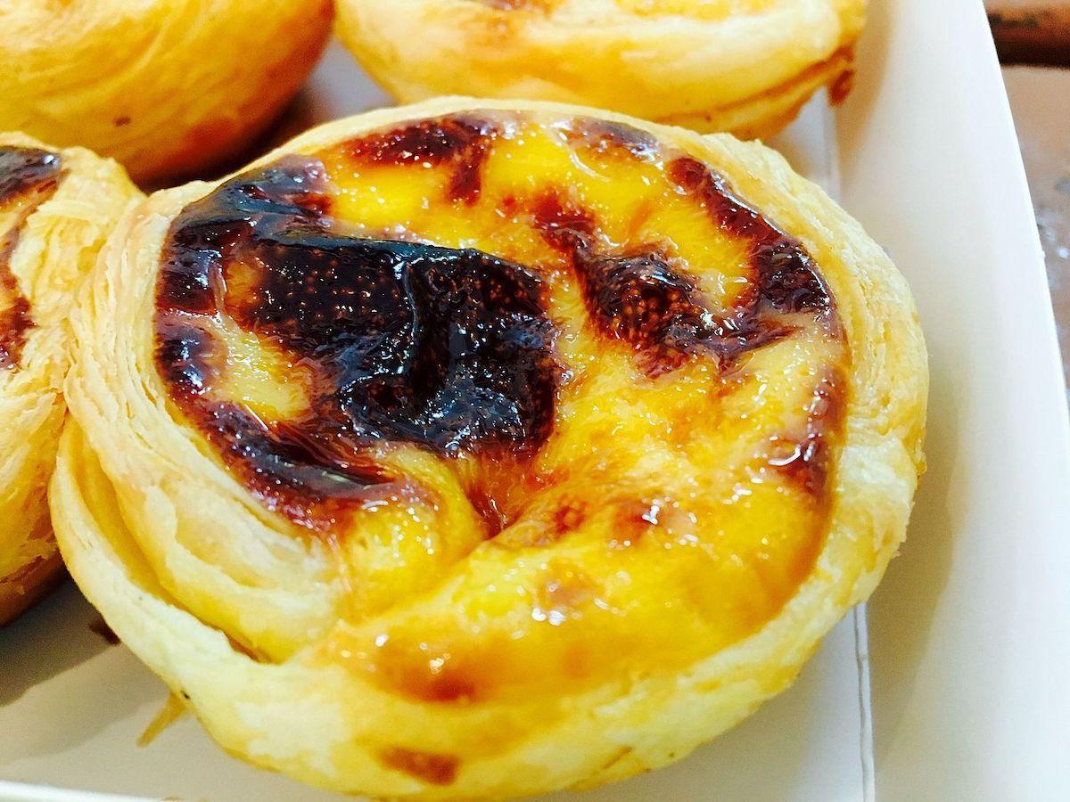 Culinary Travel in Europe - Pasteis de Belem Custard Tart