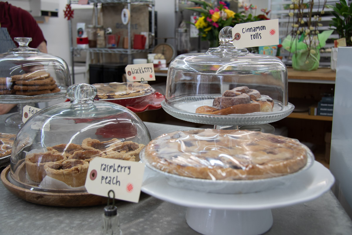On an Ottawa road trip, the Perth Pie Company offers delicious sweet and savory pies.