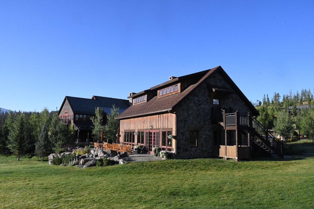 Devil's Thumb Ranch, Grand County, Colorado