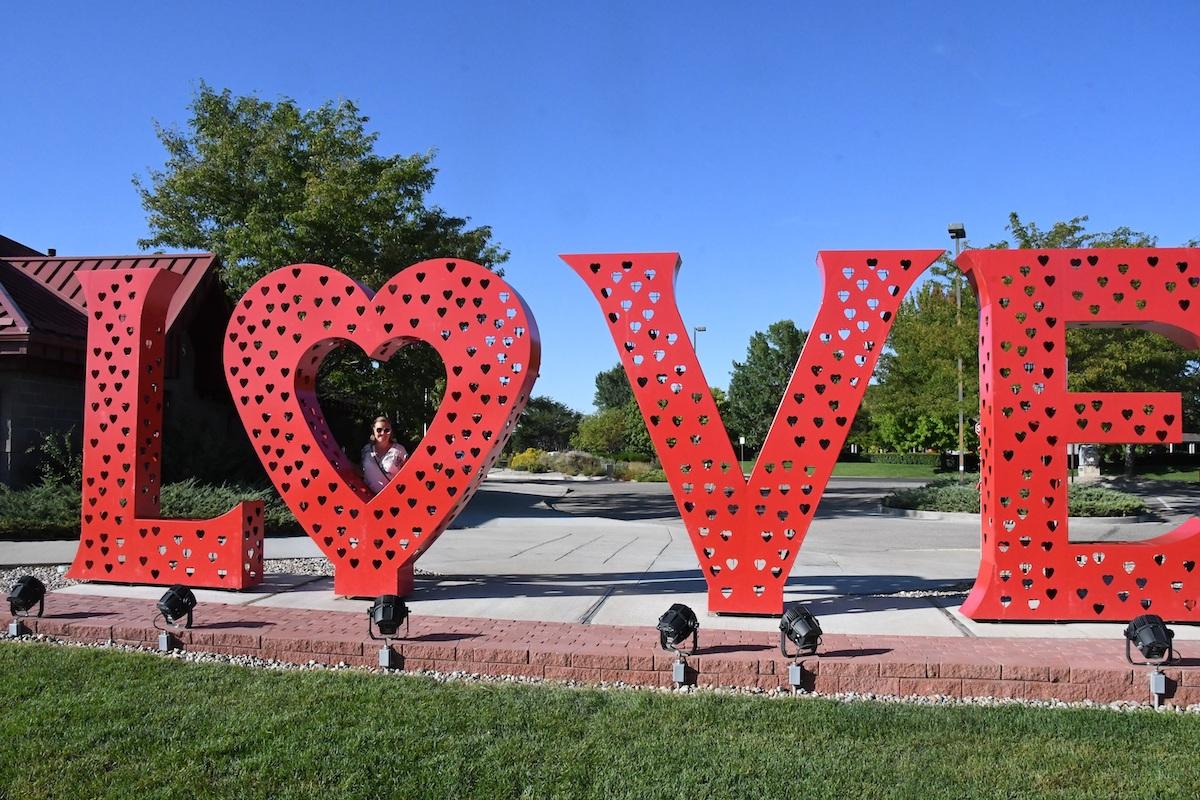 Welcome to Loveland, Colorado