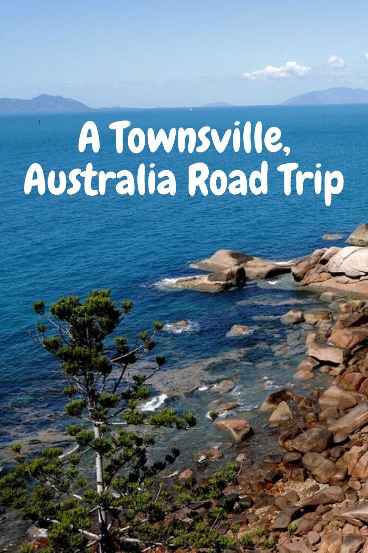 Townsville pin