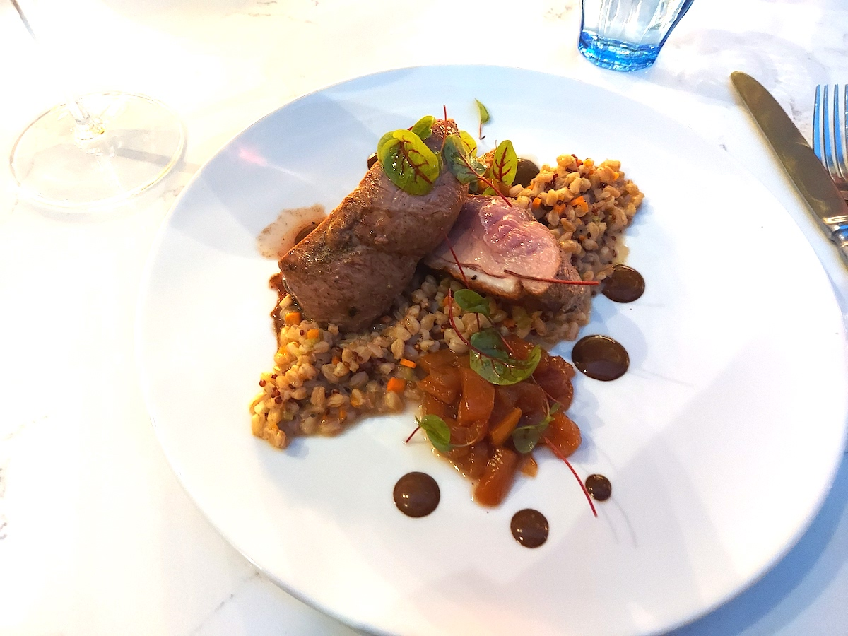 Chef Barksdale's Moscovy Duck
