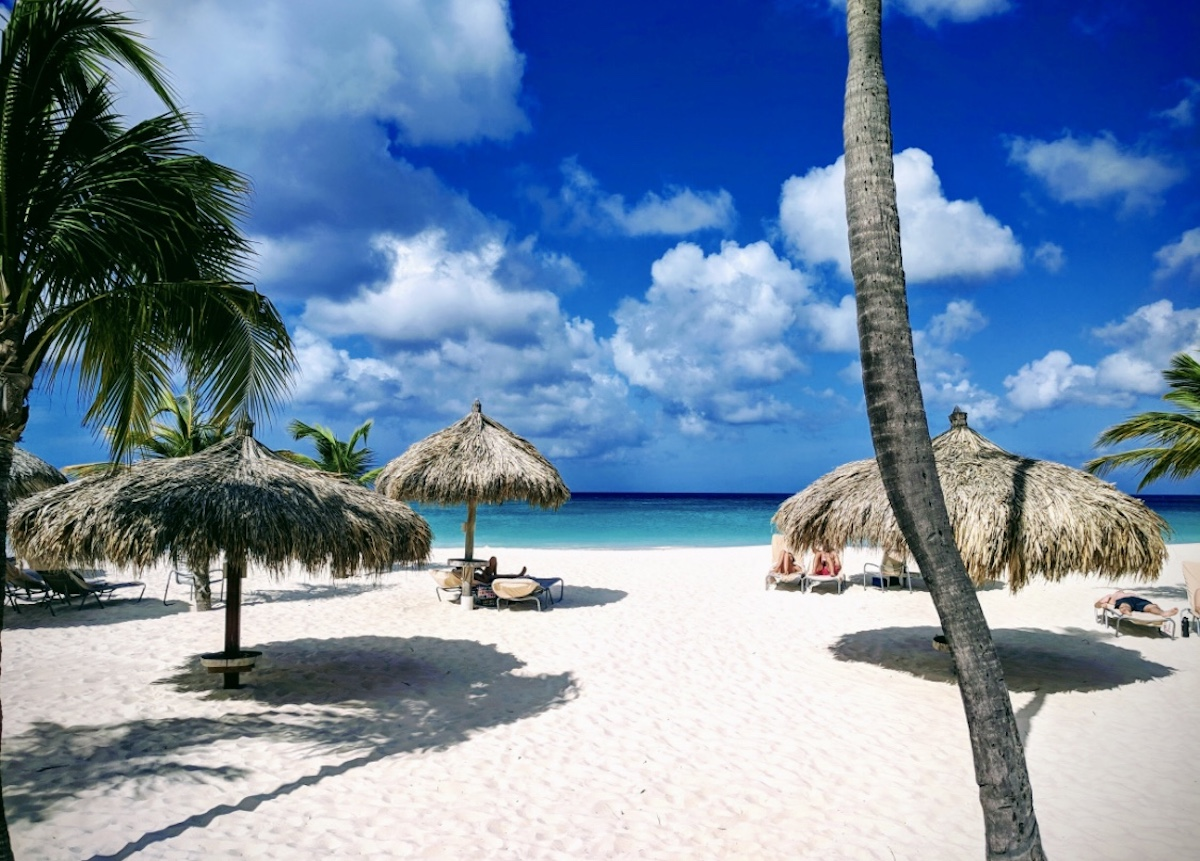 Can't wait to visit one of the beaches with social distance in Aruba