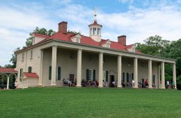 George Washington Slept Here: Mount Vernon