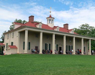 George Washington Slept Here: Mount Vernon
