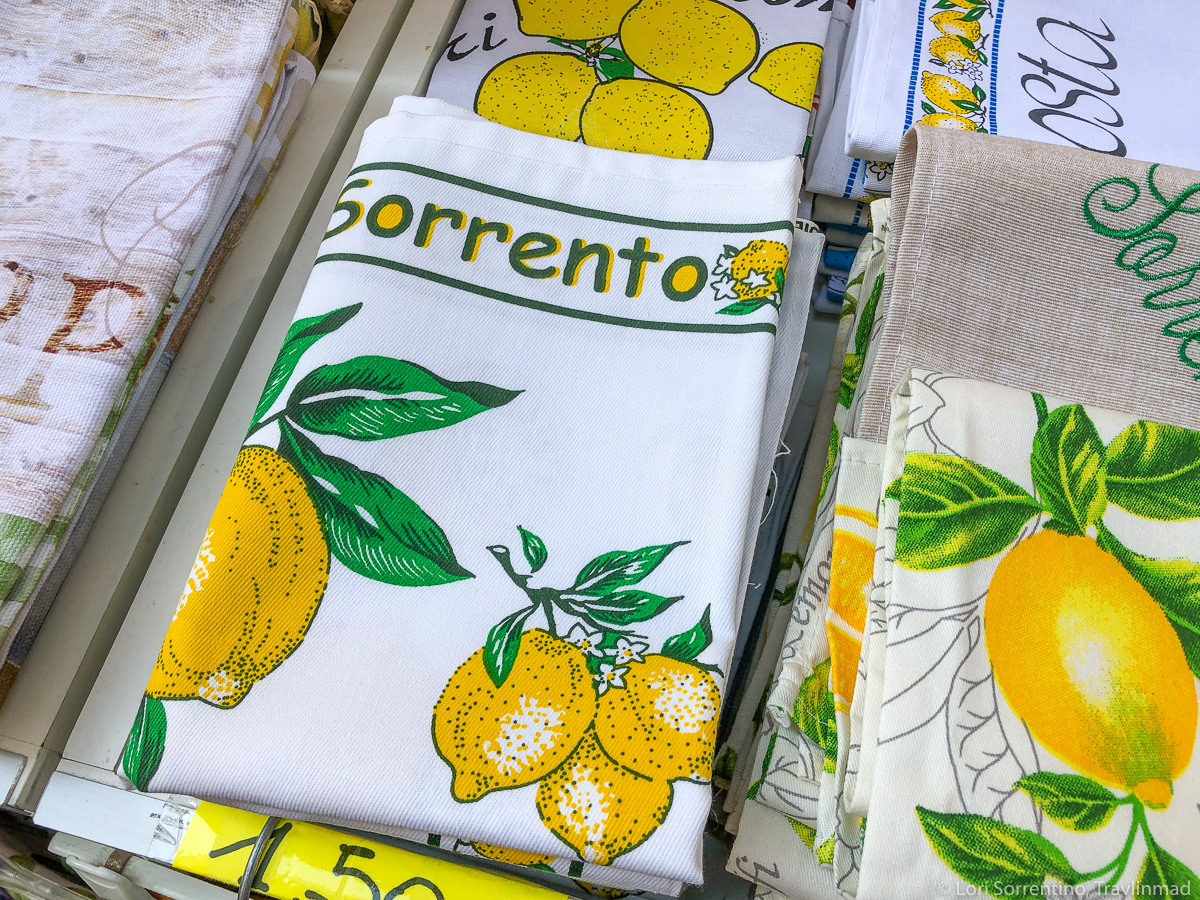 Linens from Sorrento
