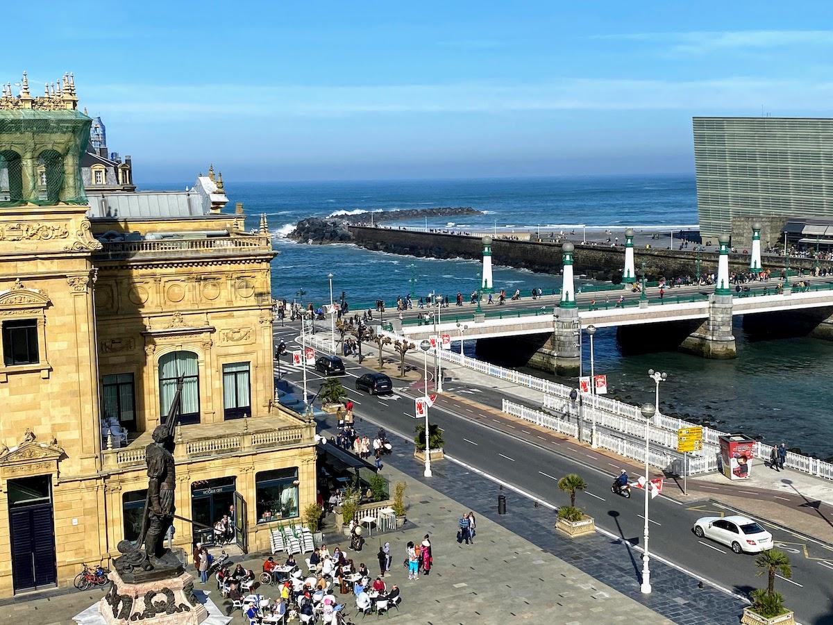 Can't wait to visit San Sebastian, Spain