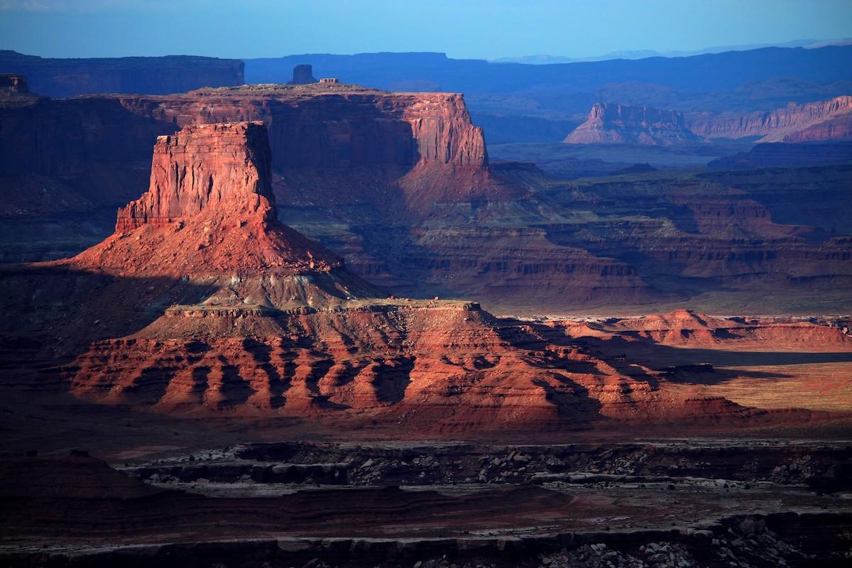 Canyonlands National Park near Moab Utah (credit: Robert Riberia/Rocky Mountaineer)