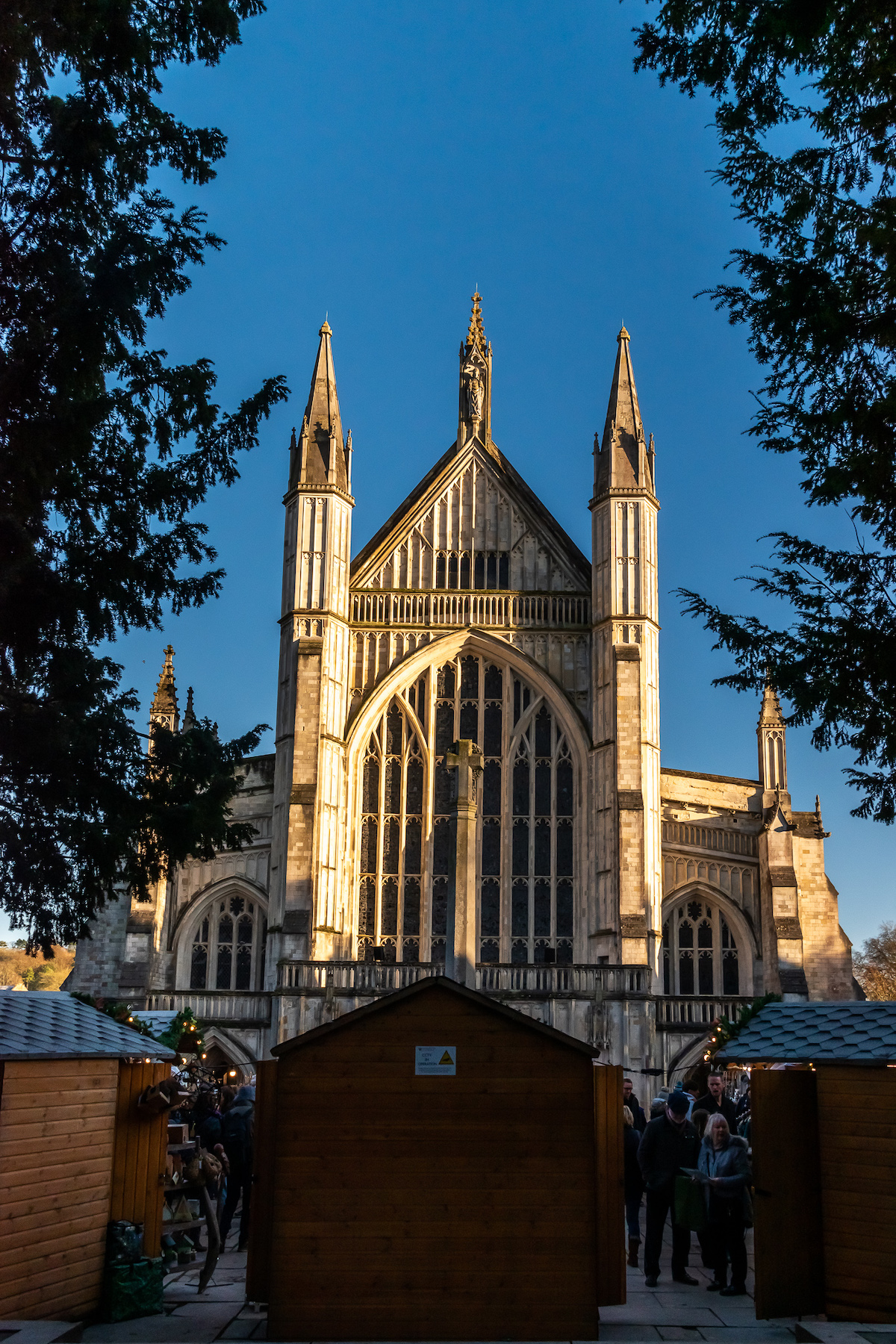 A visit to the Winchester Cathedral and its annual Christmas Market (credit: Rose Palmer)