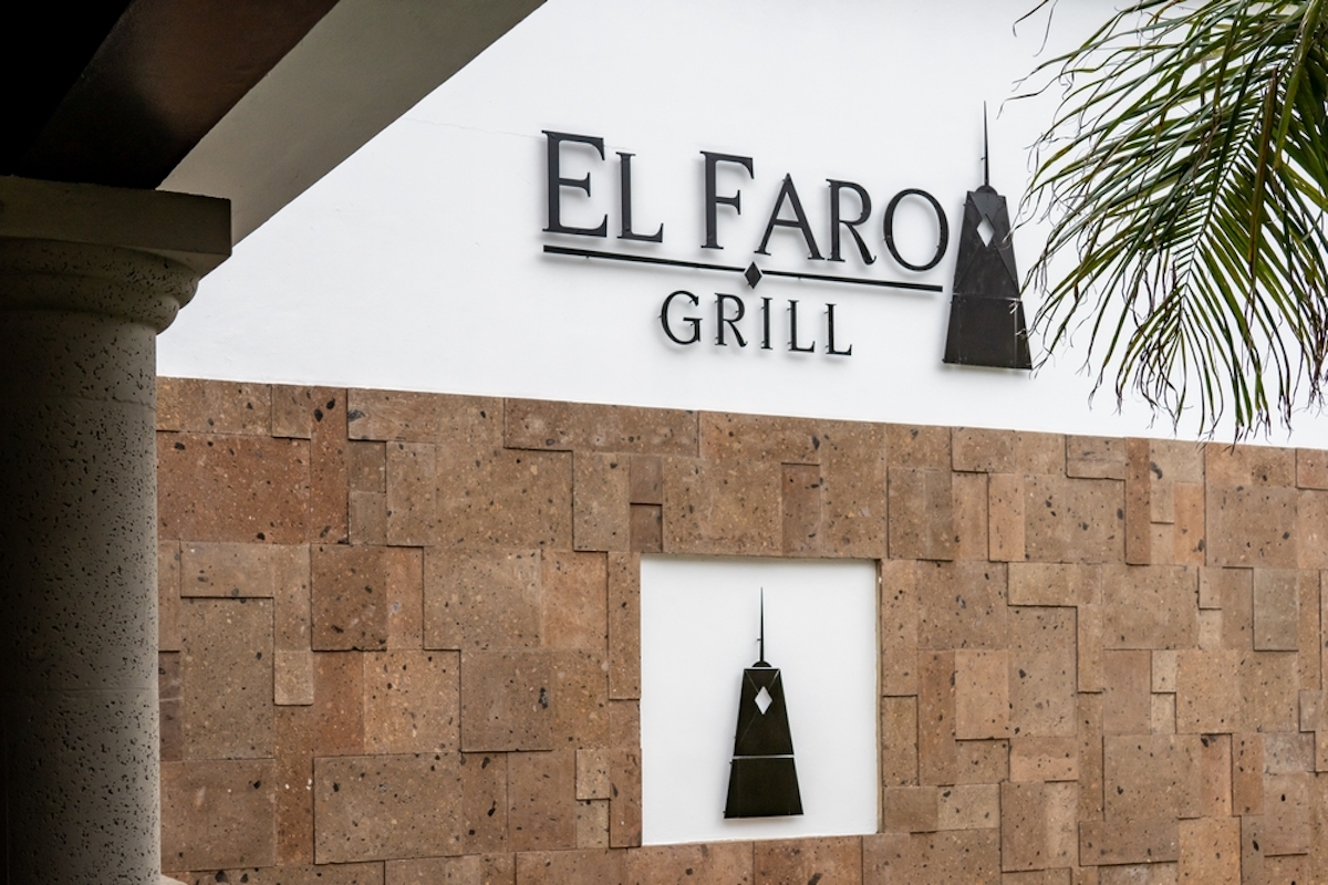 El Faro Grill at Grand Residences is open for casual dining for breakfast and lunch