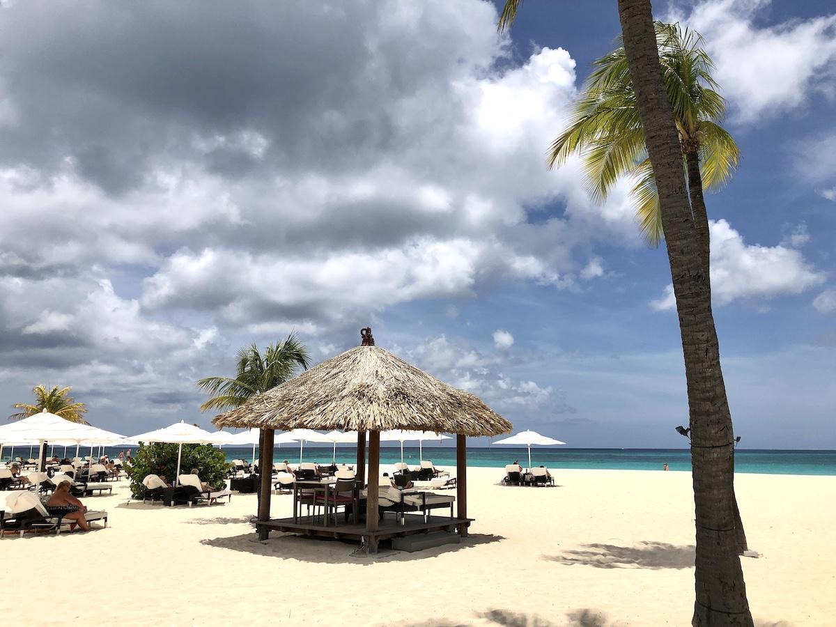 Bucati and Tara Beach Resort is located on Eagle Beach