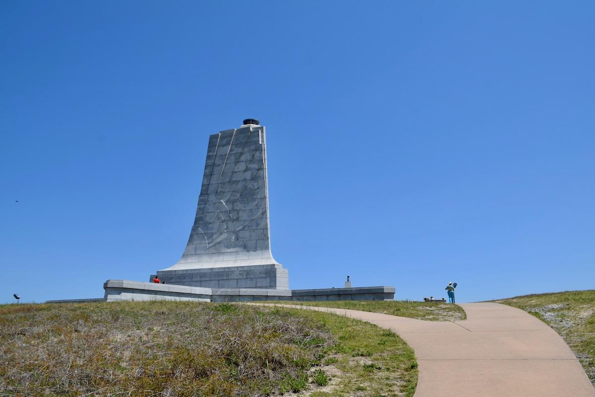 Wright Brothers Memorial at Kill Devil Hills