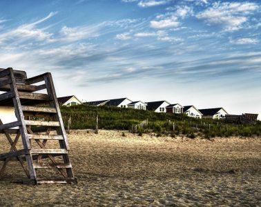 Beach at Kill Devil Hills (credit: Pixabay)