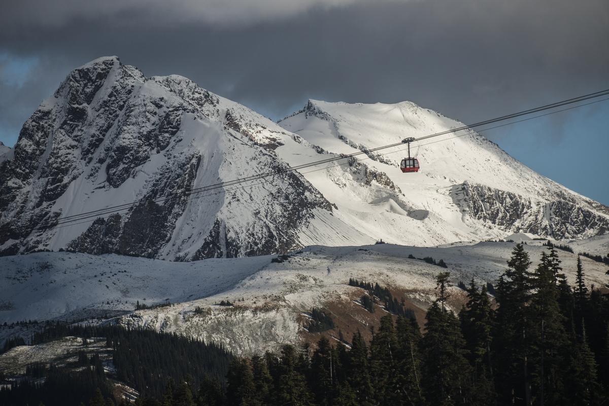 Peak-to-peak gondola, Whistler