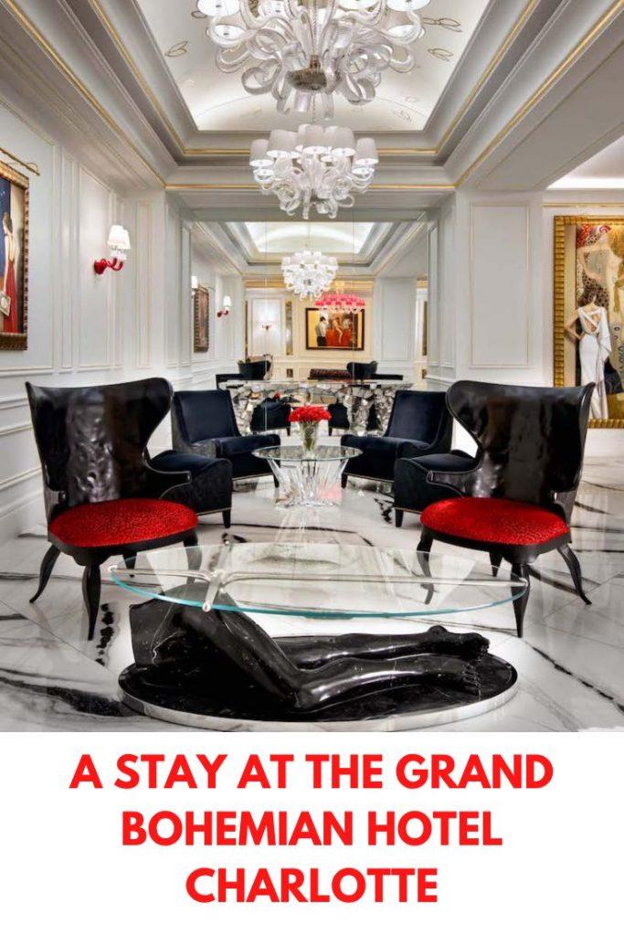 Grand Bohemian Hotel Charlotte