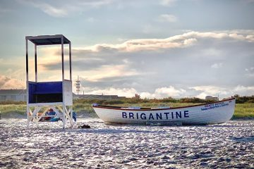 Weekend at Brigantine Beach
