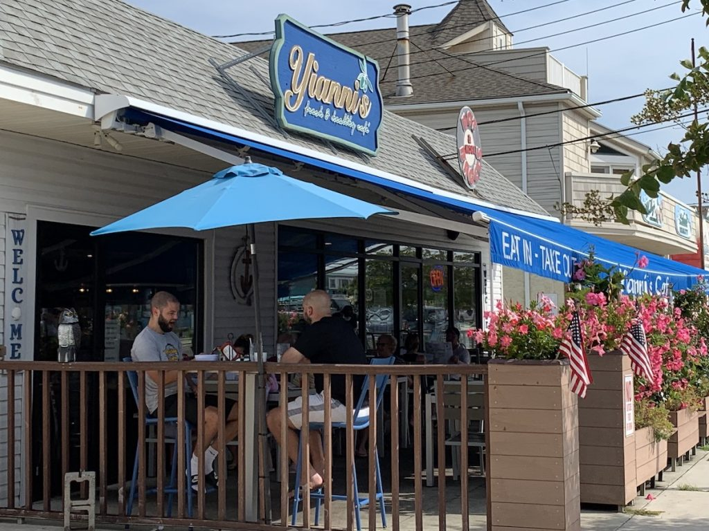 Yanni's is a popular place to go for breakfast and bagels