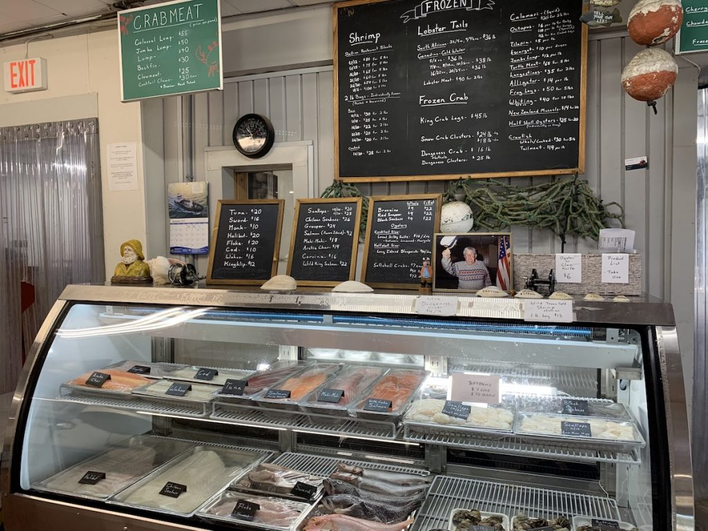 Weekend at Brigantine Beach: For the freshest seafood take a ride to Randall's in nearby Pleasantville.