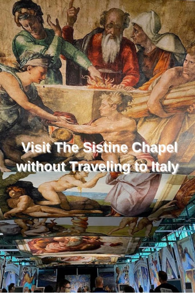 Sistine Chapel Pin
