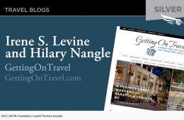 Getting On Travel Wins Prestigious Lowell Thomas Award
